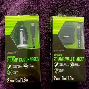 Android charge set